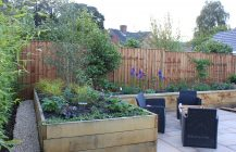 Cottage Garden Courtyard, Gateacre